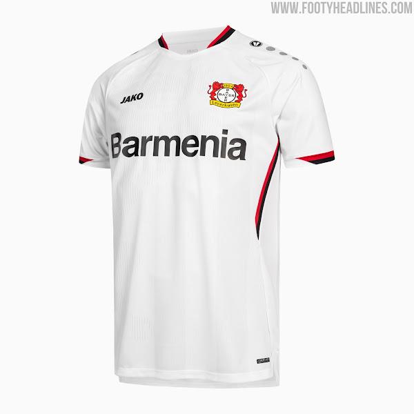 Bayer Leverkusen 21-22 Away Kit Released - Footy Headlines
