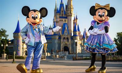 Câmeras ao vivo da Disney