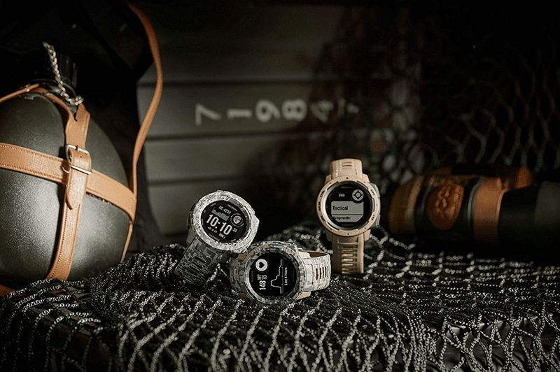Garmin Instinct Tactical Edition rugged smartwatch released in PH, priced at PHP 21,995!