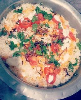 Biryani Recipe in Urdu Written
