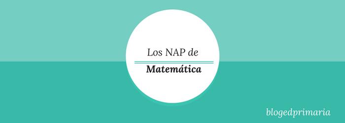 6 NAP de Matemática