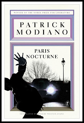 patrick modiano, nobe prize, book review, paris nocturne