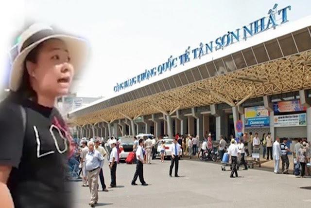 Bộ Công an xử lý nghiêm nữ cán bộ làm loạn sân bay