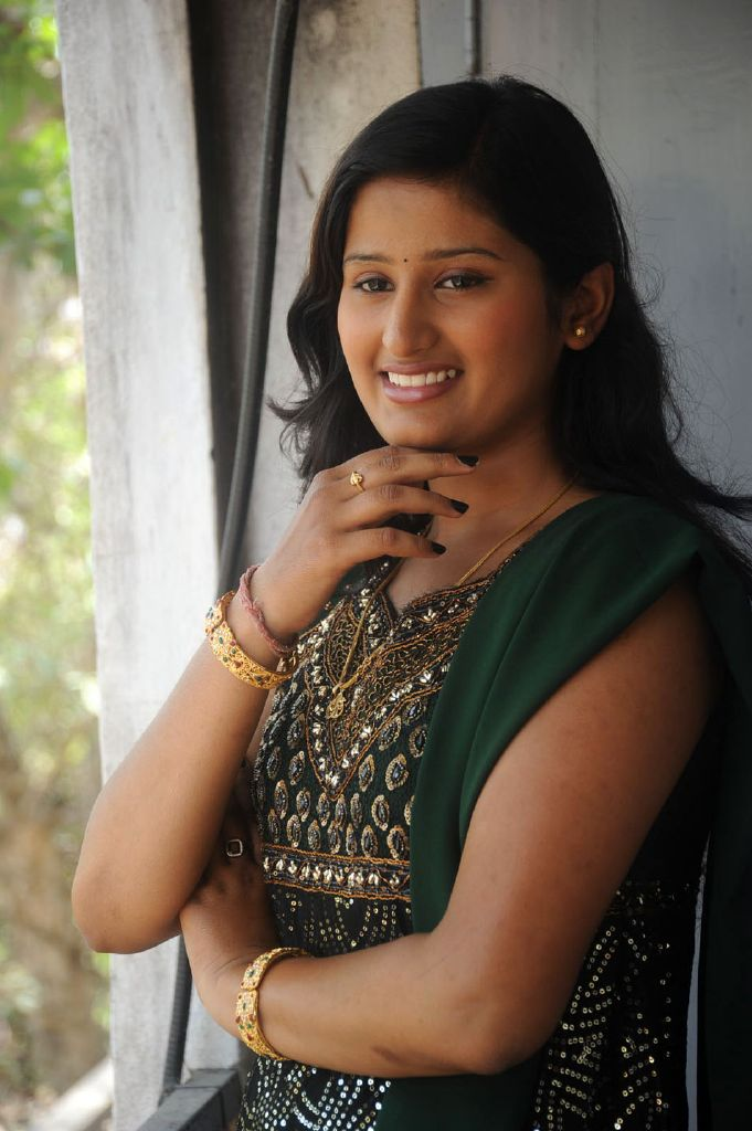 Bharathi New Telugu actress Latest Stills
