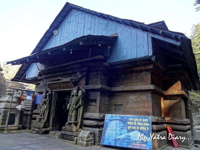 Jageshwar Mahadeo Temple, Jageshwar Dham Uttarakhand