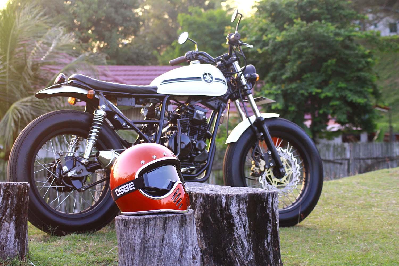 Yamaha Scorpio Japstyle Bobber