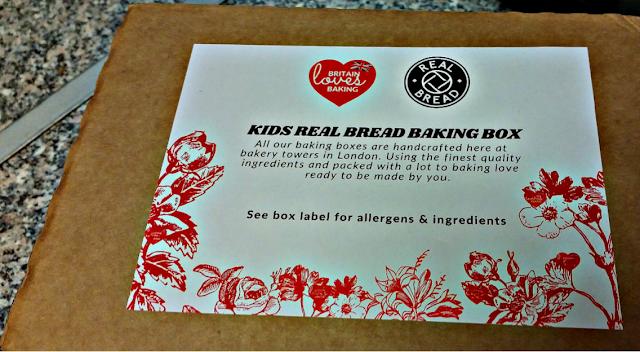 Britain Loves Baking Bread Box
