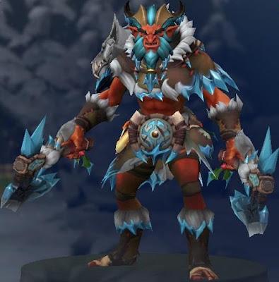 Troll Warlord - Icewrack Marauder | Dota 2 Mods