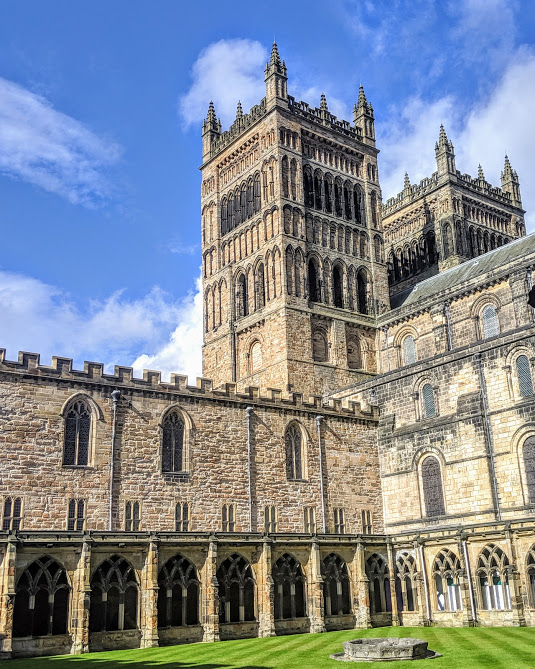 What to do when it rains in North East England | 20+ places to visit with kids - Durham Cathedral