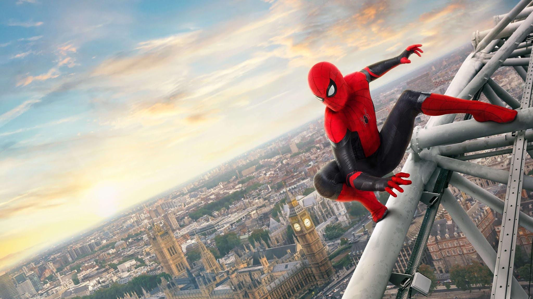 The amazing spider man wallpaper 4k