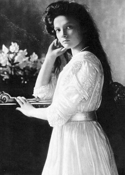 Tatiana Romanov Grâ Duquesa foto