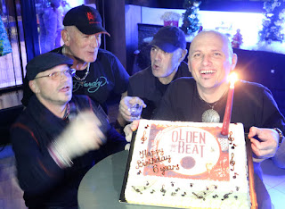 Happy birthday to Olden Beat