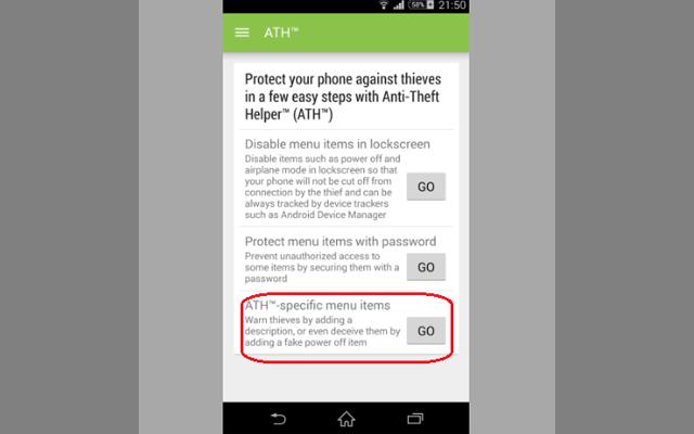 كيفية إضافة خواص جديدة الى قائمة زر الإطفاء power في هاتفك الاندرويد