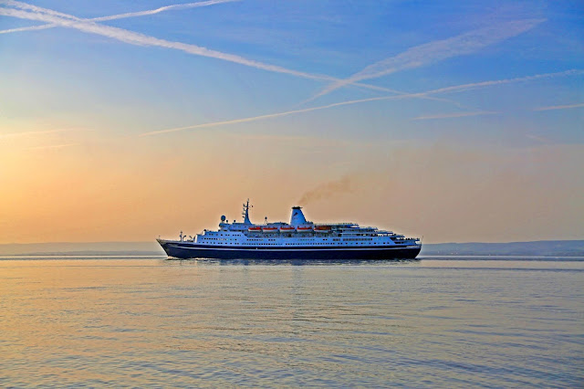 What to do on a cruise sea day Cruise and Maritime Voyages MV Marco Polo