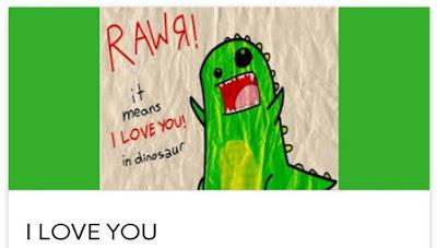 "Arti ""rawr"" dalam Bahasa Gaul di Media Sosial"