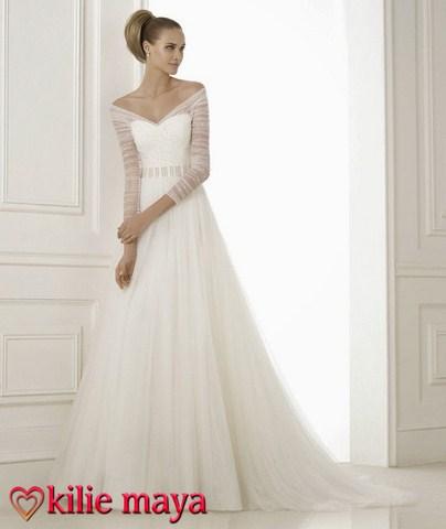 Nouveautés robes de mariée