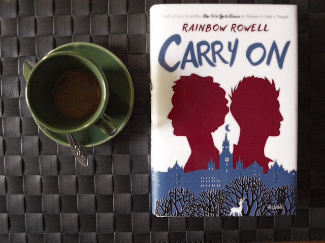 Carry On Rainbow Rowell