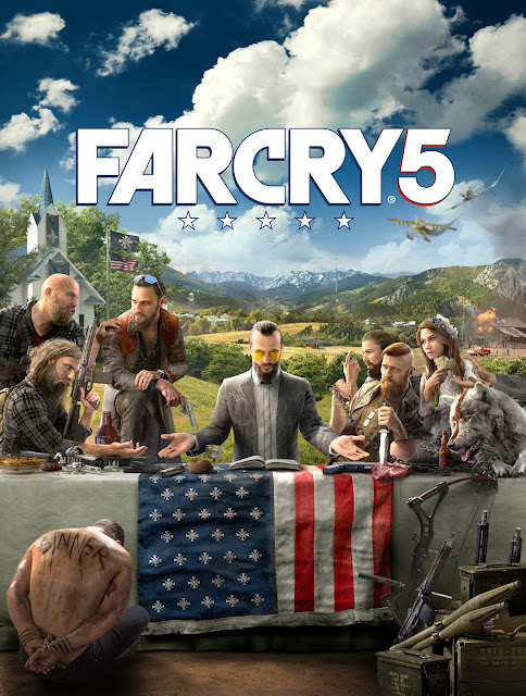 Far Cry 5: Gold Edition [v 1.4.0 + DLCs] (2018) PC | RePack