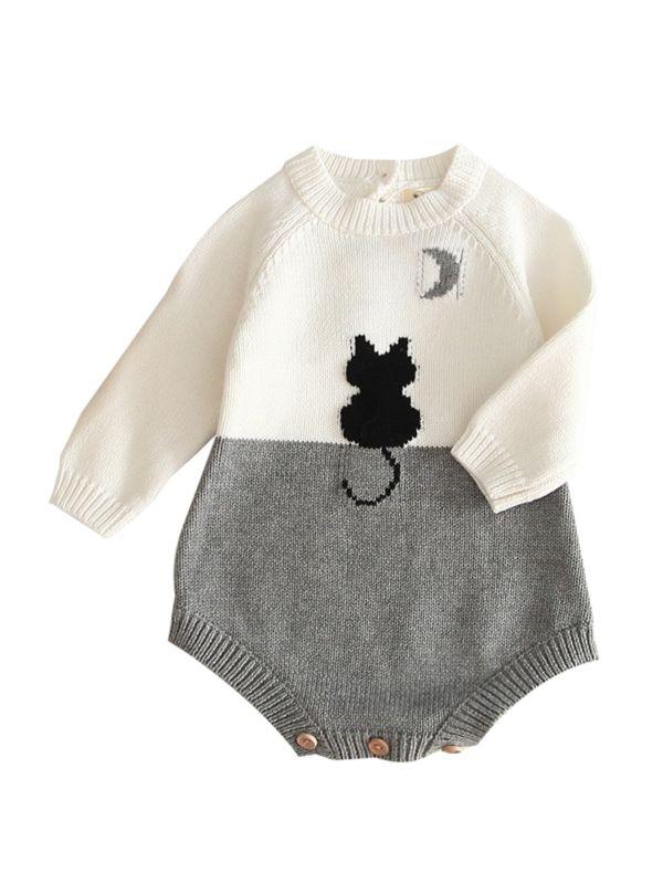 https://www.kiskissing.com/fall-cute-baby-cat-knitted-romper.html