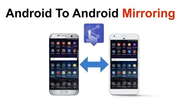 दूसरे के Mobile को अपने Mobile Screen पर कैसे