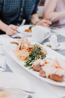 blog sobre alimentação