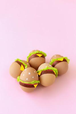 fast food easter eggs