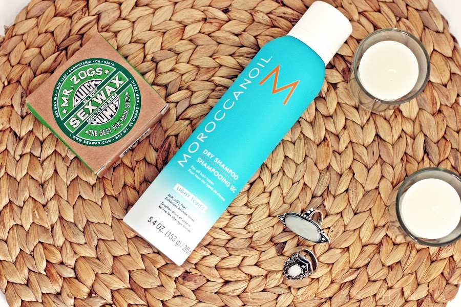 moroccanoil review dry shampoo light tones