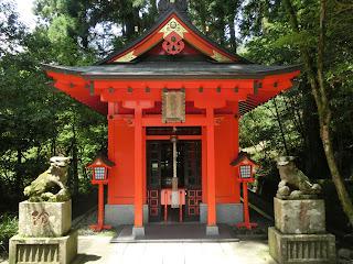 箱根曽我神社