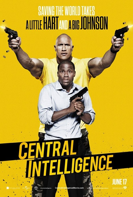 فيلم Central Intelligence 2016