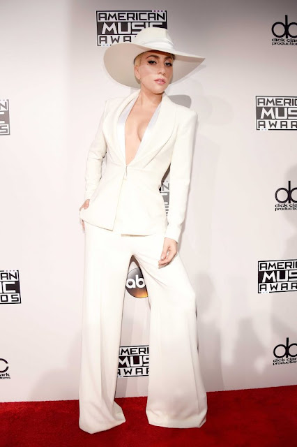 AMAs, red carpet, lady gaga