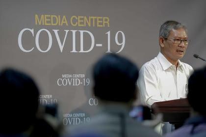 Data Terkini Jumlah Positif  Virus Corona (COVID-19) di Indonesia 16 Maret 2020