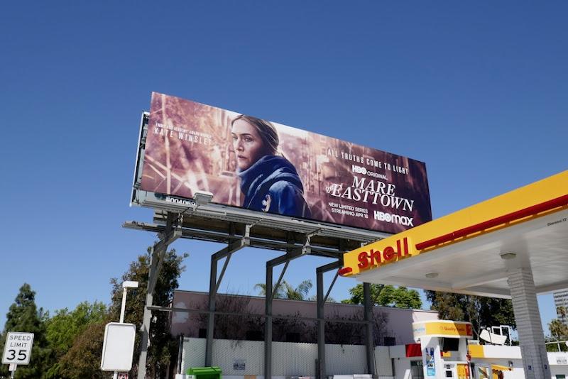 Mare of Easttown HBO billboard