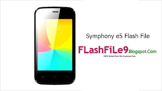 This is Flash File For Symphony E5 Android Smartphone Below hi, friends this post you can easily get the upgrade version of Symphony E5 Flash File. You happy to know we like to share with you always upgrade