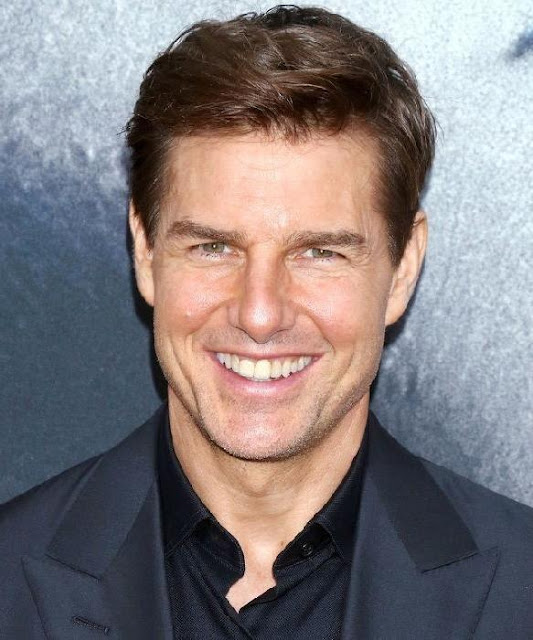 Classic Tom Cruise Hairstyle