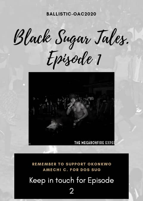 BLACK SUGAR TALES; THE STORY