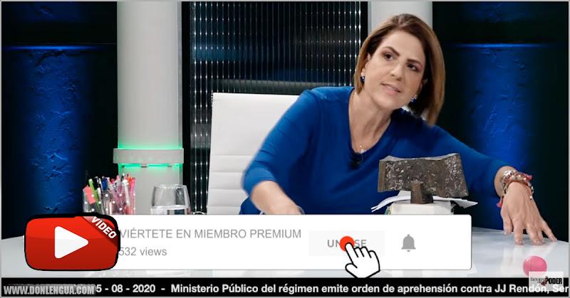 Patricia Poleo arruga y ahora dice que la Operación Gedeón fue hecha por Diosdado Cabello