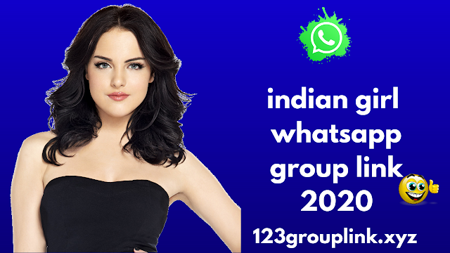 Join 501+ indian girl whatsapp group link