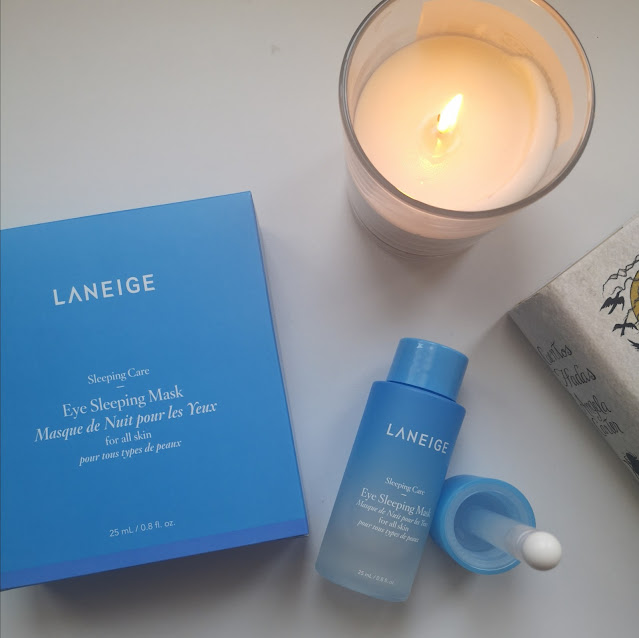 Eye Sleeping Mask de LANEIGE 02