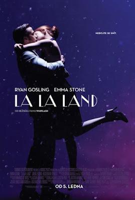 Oscarová nominace na nejlepší film 2017 - La La Land