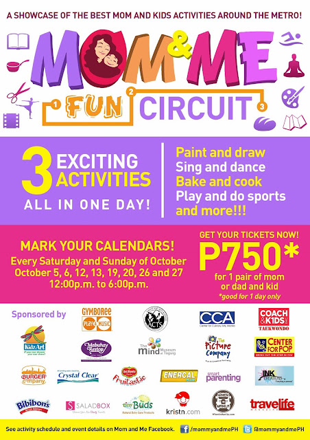 Mom and Me Fun Circuit