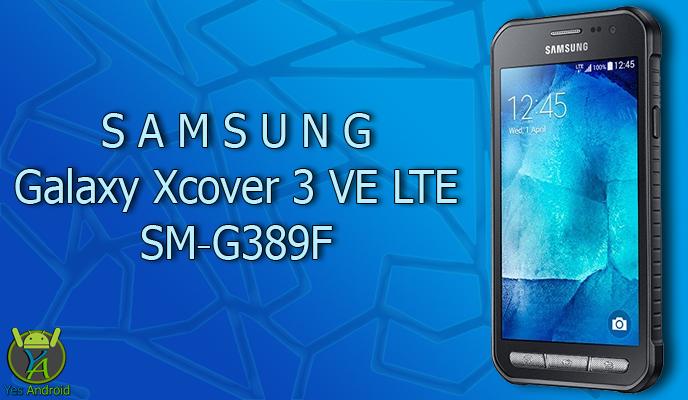 Download G389FXXU1API1 | Galaxy Xcover 3 VE LTE SM-G389F