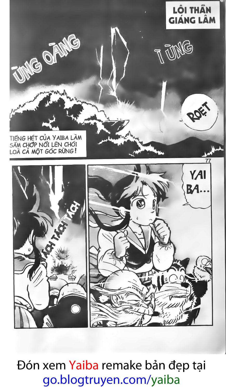 Yaiba chap 13 trang 20