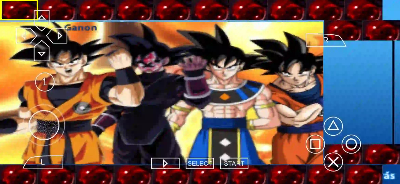 Super Dragon Ball Heroes DBZ TTT MOD Download