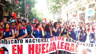 Por huelga Homecenter: Colegio de Periodistas adhiere a reclamo al CNTV e insta a medios a cubrir conflicto
