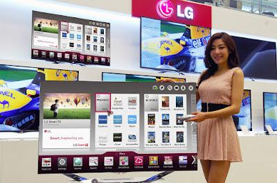 Funciones LG Smart TV