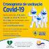 Vacinação das pessoas de 40 a 42 anos de idade começa amanhã (quarta 30/06) em Pereira Barreto