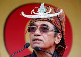 East Timor President Lu-Olo