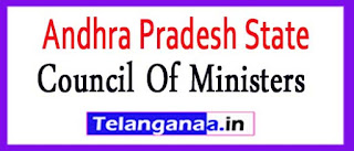 Andhra Pradesh State Council Of Ministers