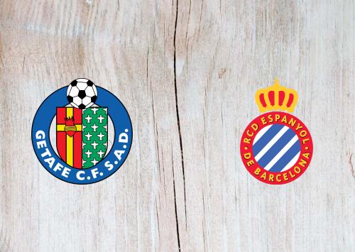 Getafe vs Espanyol -Highlights 16 June 2020