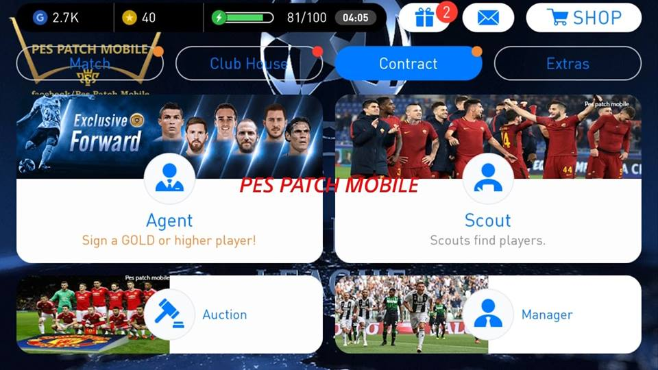 Champions League 2018 19 Pinterest: Ultigamerz: PES 2018 [ANDROID] UEFA Champions League 2018